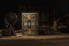 Get ready for something legendary. Neil Patrick Harris teamed up with  Theory 11 to create an exquisite deck of playing cards that are a clear  tribute to his passions of mystery, magic, games, and theater. The NPH  Playing Cards aren't just beautiful, though—for every deck purchased, $1  will be donated to the (RED) fight against AIDS.