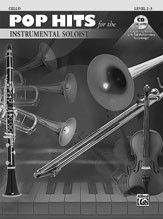 Pop Hits for the Instrumental Soloist for Strings (Book & CD)