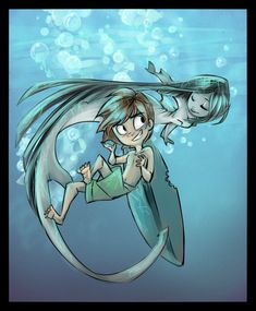 In Dangerous Waters by *sharpie91 on deviantART