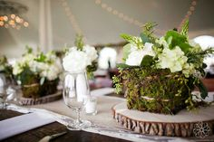 Enchanted wedding ideas for Lisa and Darren
