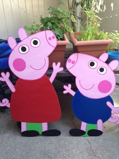 ... Birthday on Pinterest  Peppa pig, Peppa pig party ideas and Balloon