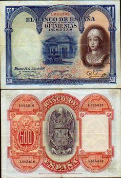 spain money | Currency Gallery: Spain (España)