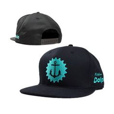 Pink Dolphin snapback hats only $6.90