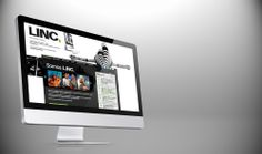Web for Linc // Website for Linc