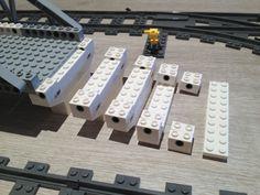 lego train bridge - Google Search More