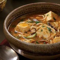 Spicy Tofu Hotpot Recipe