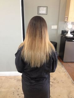 """Andrea Prchal Stylist at Primo Studio Salon in Scottsdale Arizona. Follow me on Instagram: andreaprchalhairaz or like me on fbook: """"Andrea Prchal Hair Design"""" dramatic blonde ombre"""