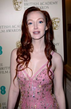 Pin for Later: See All the Best Beauty Looks From the BAFTAs Olivia Grant Olivia Grant let her blue eyes pop, embracing the no-makeup makeup trend.
