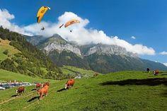 Glasklare Seen, markante Bergmassive, abgrundtiefe Schluchten und jede Menge Gelegenheiten für einen Adrenalin-Kick. Das alles bietet eine Wohnmobil-Tour durch die französische Region Rhône-Alpes.