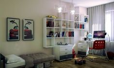 35 contemporary teen workspace ideas to fit in perfectly with modern interiors