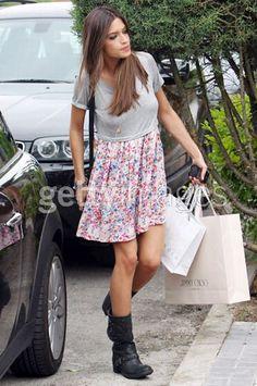 Doll Actitud by Sabrina | Fashion Blogger: Celebrity Style: Sara Carbonero