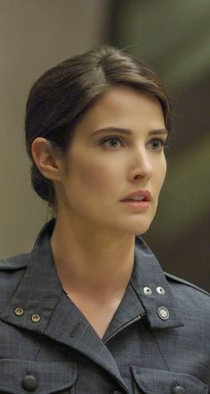 Cobie Smulders Maria Hill The Winter Soilder