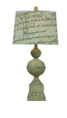 Bassett Mirror Ballenger Table Lamp BM-L2526TEC