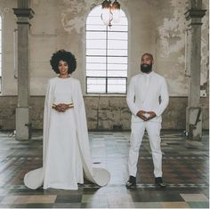 Solange Breaks All the Fashion Rules at Her Wedding | I LOVE you, Solange! Best Wishes to you and Congratulations to Alan Ferguson!
