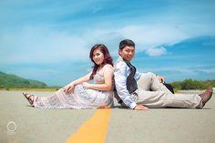 Ảnh cưới đẹp - Côn Đảo, sân bay Cỏ Ống (Minh Phượng, Ngọc Lâm)