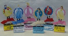 Princess Binder Clips