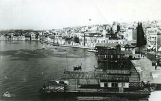 Sea front in Sliema 1947