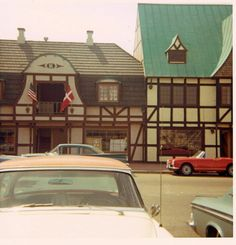 Solvang in the late 60's