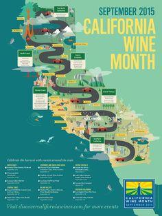 California Wine Mont