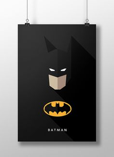 Flat Design Character Poster Part 2 on Behance
