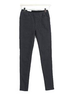 딘트포켓밴딩,pants
