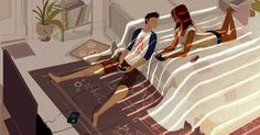 19 Little Moments Of Love As Shown In This Artists Illustrations