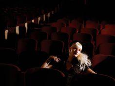 Эшли Симпсон (Ashlee Simpson) в фотосессии Джеймса Уайта (James White) для альбома I Am Me (2005), фото 7