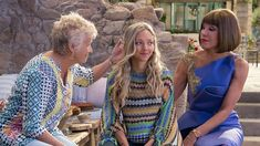 New story on InStyle: Cher Goes Platinum Blonde in Mamma Mia Sequel's First Trailer #fashion #fashionnews #instyle