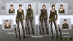 Here you can find all the latest in fantasy and science fiction art from professional concept artist Josh Gugliemo. Star Trek Online, Star Trek Rpg, Star Wars, Studios, Get A Girlfriend, Star Trek Universe, Star Citizen, Costume Design, New Outfits