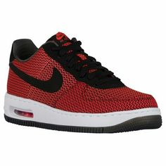half off 81255 bcbf0 Nike Air Force 1 - Low - Men s  89.99 Selected Style  Crimson Black
