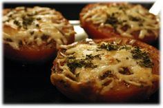 how to make baked tomatoes on the grill