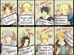 APH G8 Keep Strong Messages