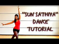 Sun Saathiya || Dance tutorial || Disney's ABCD 2 || Fresher Party - YouTube