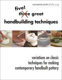 Because clay is a lot like dough, there are a lot of tools and gadgets in the kitchen you can take to the pottery. Artists love to scour garage sales and kitchen stores for unique implements to use in the studio, and the creations really rock! Download Handbuilding Techniques: Variations on Classic Techniques for Making Contemporary Handbuilt Pottery