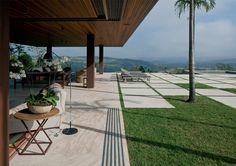 Residência CT - Quinta da Baroneza – Bragança Paulista – SP - Foto: Leonardo Finotti