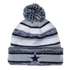 Dallas Cowboys New Era Sideline Sport Knit Cap
