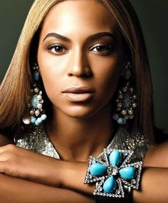 Image result for women wearing turquoise jewellery