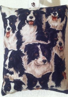 Border Collie Christmas Gift / Sheep Dog Lavender Bag / Stocking Filler in Home, Furniture & DIY, Celebrations & Occasions, Other Celebrations & Occasions | eBay