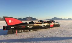 Guy Martin to make land speed record attempt at Bonneville