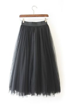 """Dear Stitch Fix Stylist: I love these skirts, it's beautiful, and girly, and reminds me of Carry Bradshaw looking around New York like a confused style angel. I'm worried that such a mid-length skirt will make my already short legs (again--28"""" inseam) look even shorter. But this is a trend I am definitely willing to try. If you can find anything--I would love to see what it looks like on me."""