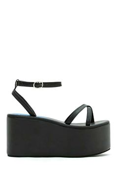 1a04b537e561 Jeffrey Campbell Vacay Flatform Spice Girls Shoes