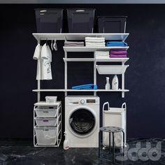 IKEA Альгот система хранения /стиральная машина/Полотенца ikea, стиральная машина, стиралка, полотенца, полотенце, стул, постирочная, прачечная, стирка, белье, hotpoint ariston, сушилка, декор, полки, корзина.ящик, одежда, вешалка, утюг, контейнер, очиститель, порошок IKEA Альгот система хранения /стиральная машина/Полотенца