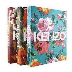 Kenzo Hardback Book