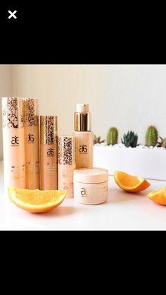 The gold standard in skincare...stable Vitamin C from orange stem cells. www.nicolerussell.arbonne.com