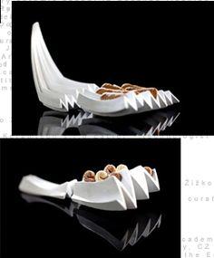 COLLECTION 3D PRINT Ф SIMONA GLEISSNEROVA PORCELAIN