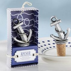 Nautical Anchor Bott