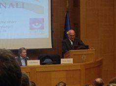 14.04.2014 - Il Presidente Valerio Cattaneo all'incontro a Roma con le Regioni e le riforme costituzionali presso la Camera dei Deputati.