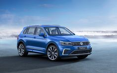 Volkswagen Tiguan GTE Concept #volkswagen #tiguan #tiguangte #conceptcar #automobile #automotive #cars #voiture #suv #crossover