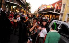 New Orleans: There's less humidity and fewer crowds in the Crescent City during fall, when the ever-festive vibe is channeled into such parties as September's New Orleans Burlesque Festival, the Voodoo Music Experience in October, and the Oak Street Po-Boy Festival in November.