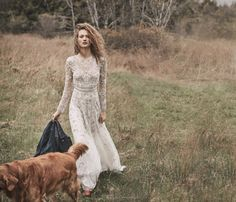Puppies & Sophia Ahrens for Anthropologie Catalog by Will Vendramini 2016  BHLDN